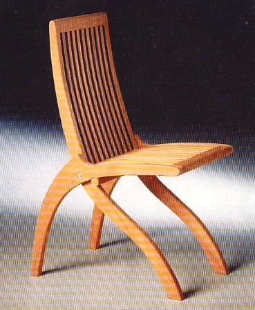 Фирма. Отложить. Folding Chair. Модель