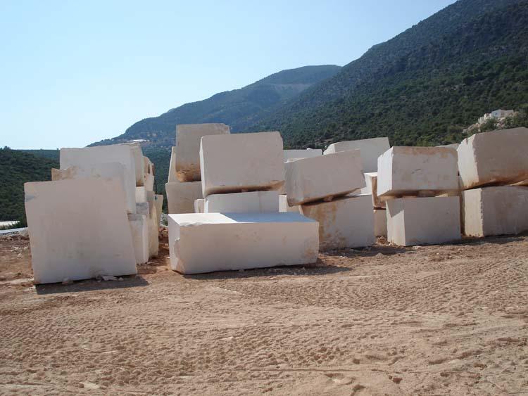 Limestone Blocks (Известняковые блоки)