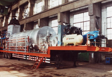 Once Through Steam Generator (Миновав Парогенератор)