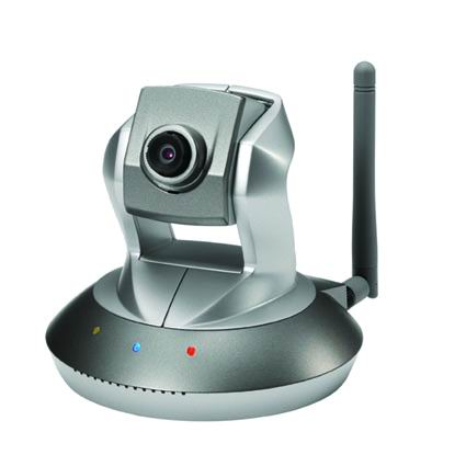 Motorized Pan / Tilt Mpeg4 IP Camera (Моторизованный Pan / Tilt IP-камера MPEG4)