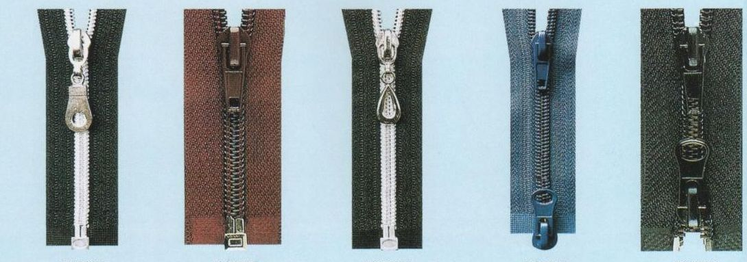 Nylon Zipper (Nylon Zipper)