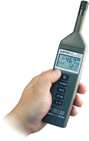 Humidity Temperature Meter (Влажность датчика температуры)