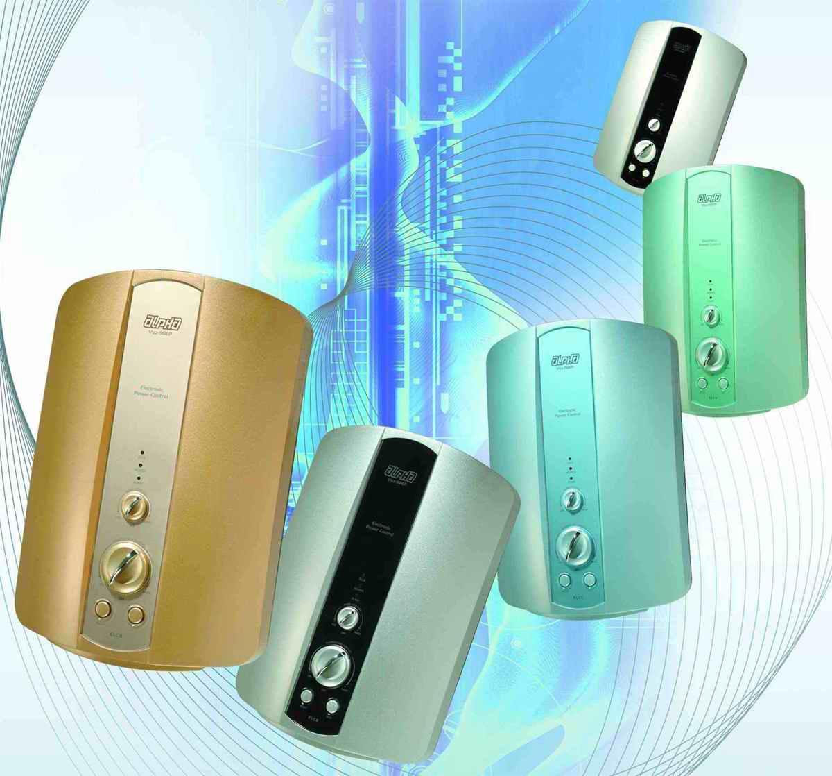 Vizz Series Water Heater (Vizz серию водонагревателей)