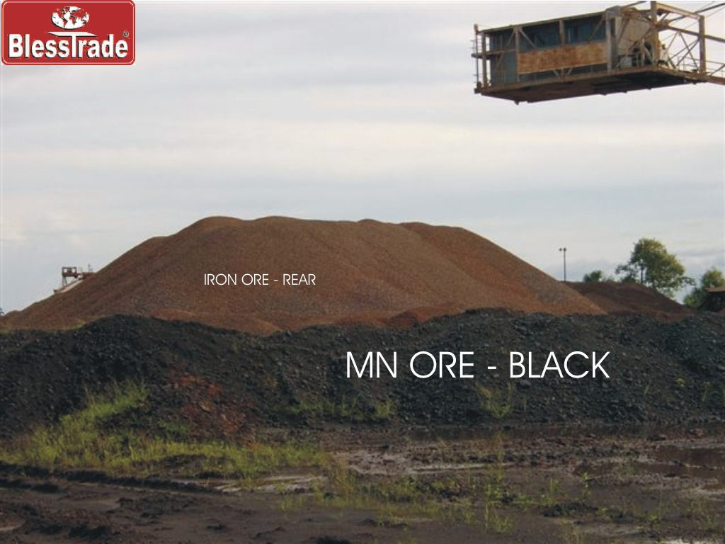 Manganese (mn) Ore (Manganèse (Mn) Ore)
