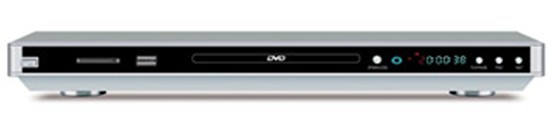 DVD With USB + Card Reader (С DVD + USB Card Reader)