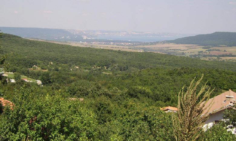 Land Near To Black Sea Coast Bulgaria (Земля у Для Черноморского побережья Болгарии)