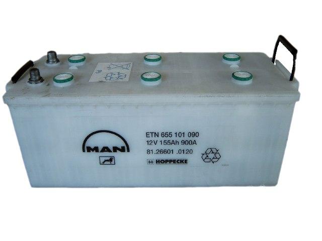 Truck Batteries (MAN) Totally New (3600 Pc) (Truck Батареи (MAN) совершенно новые (3600 Pc))