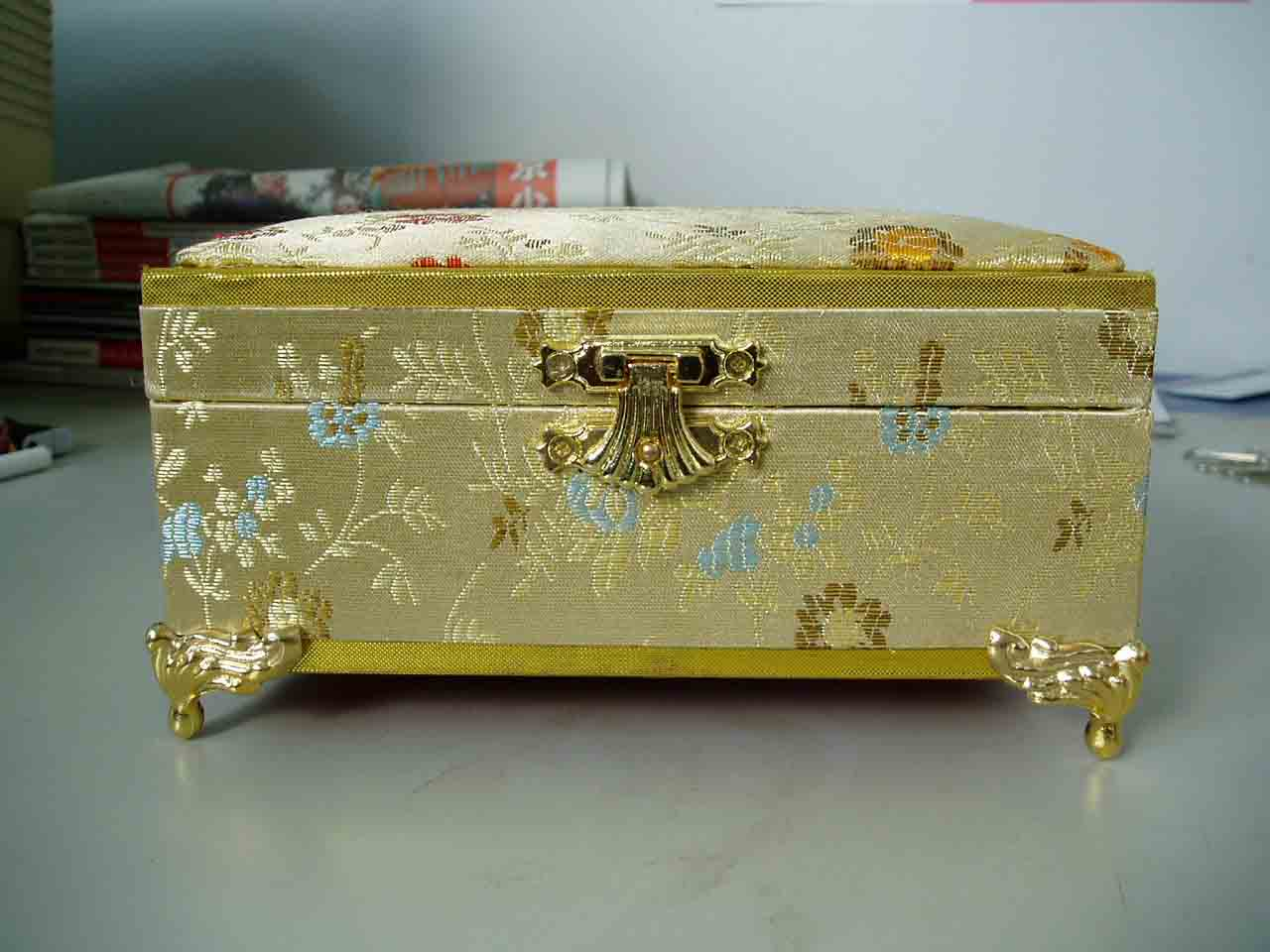 Jewelry Box (Schmuck-Box)