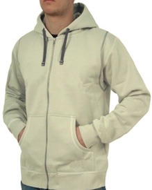 Hooded Sweatshirts (Серая Блузы)
