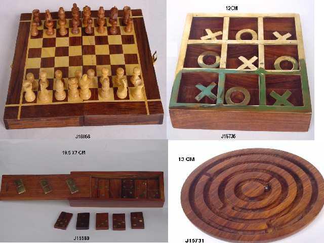 Wooden Games (Деревянный Игры)