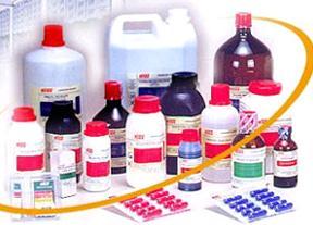 Laboratory Chemicals (Химическая лаборатория)