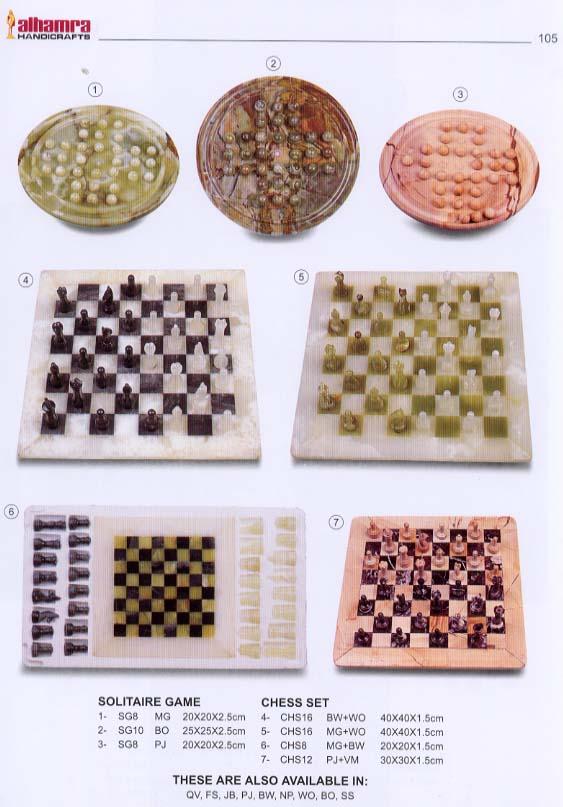 Chess Set (Шахматы)