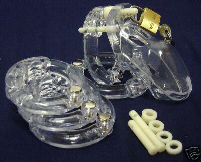 Male Chastity Device (Целомудрие мужской устройства)