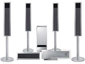 Sony Dav-lf1 Home Theater System (Sony DAV-LF1 Heimkino-System)