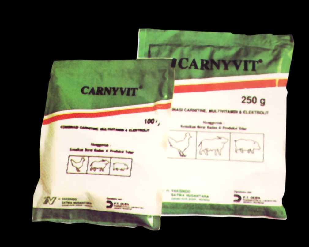 Carnyvit - Multivitamin To Enhance Body Weight And Egg Production