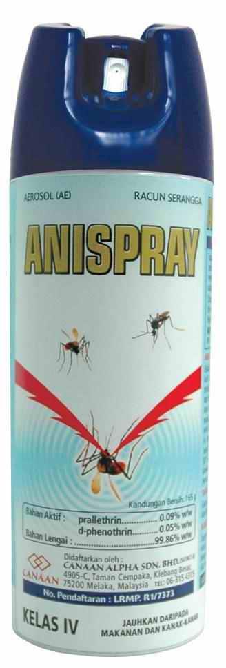 Mosquito Spray (Комар спрей)