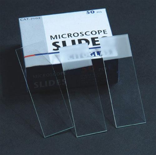 Microscope slide (Предметное стекло микроскопа)