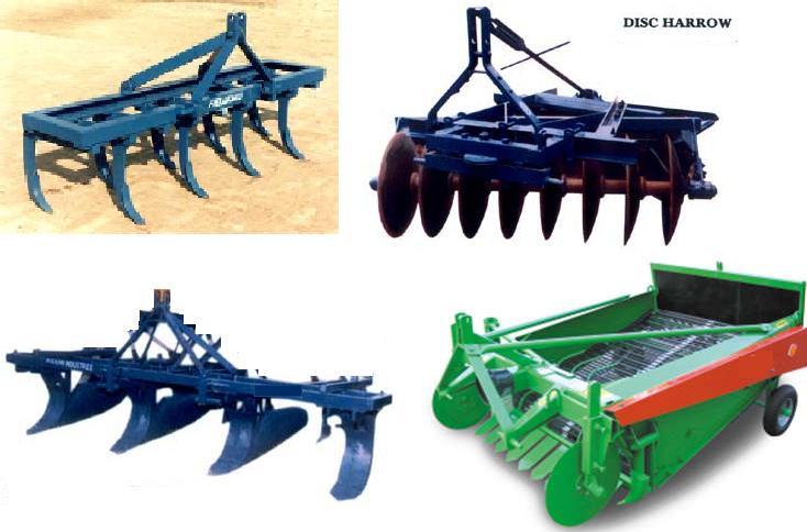 Agricultural Machines (Сельскохозяйственные машины)
