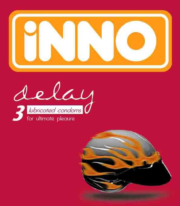 INNO Delay Condom (INNO задержки презервативов)