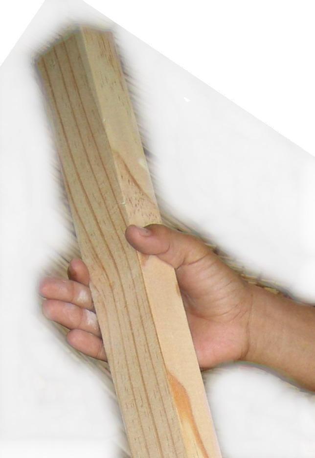 Wood Offcuts (Wood горбылей)