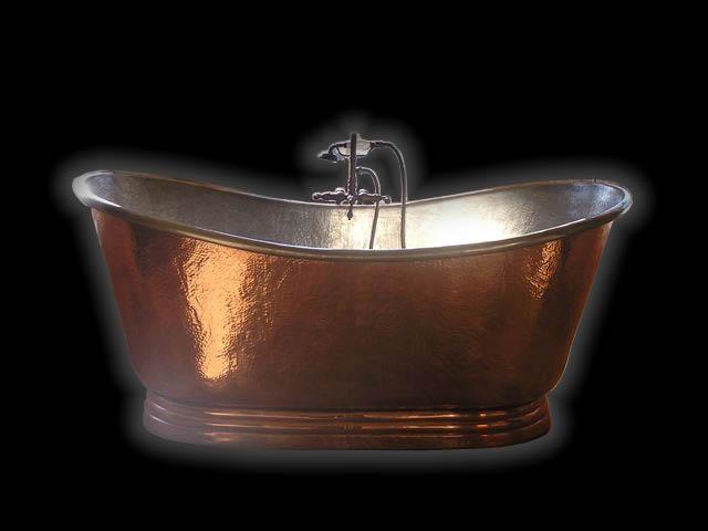 Kupfer Badewanne Copper Bathtub