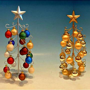 Christmas Balls Craft Trees (Christmas Balls Craft Trees)