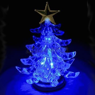 USB Taschenlampe Weihnachtsbäume (USB Taschenlampe Weihnachtsbäume)