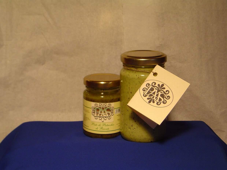 Pistachio Cream And Pistachio Kernels (Фисташковый крем и ядер фисташковых орехов)