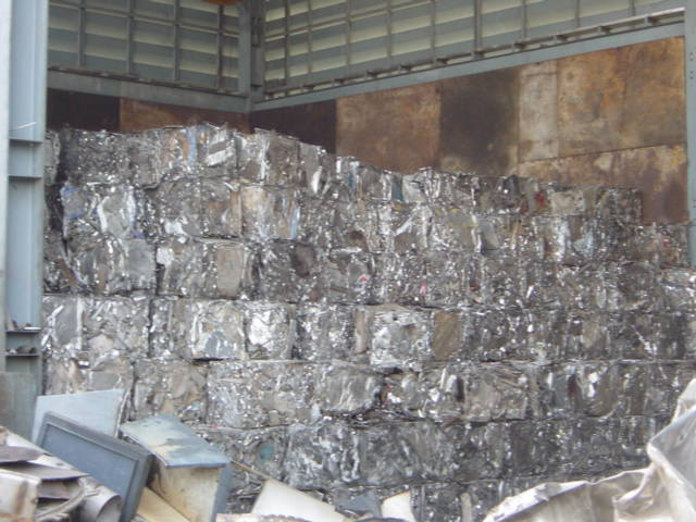 Aluminum Scrap, Aluminum Sheet