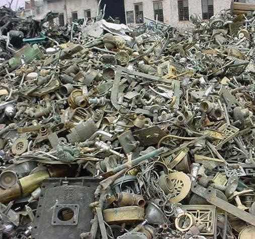 Brass Scrap (Brass Schrott)