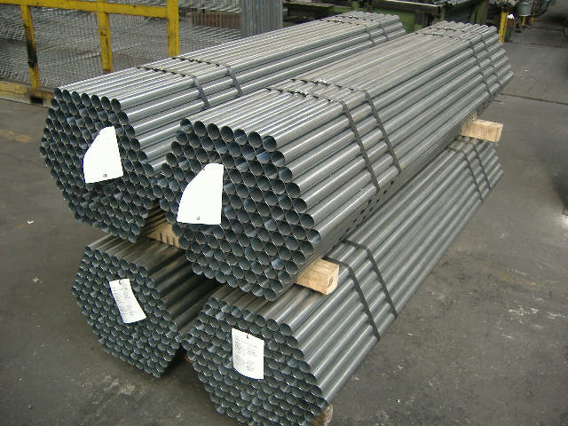 Galvanized Steel Pipes (Verzinkte Stahlrohre)