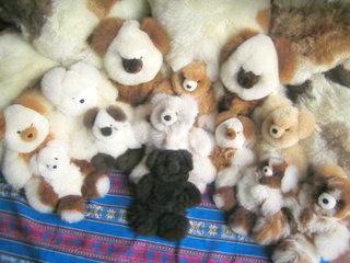 "Bears Baby Alpaca (Медведей Baby ""Альпака"")"