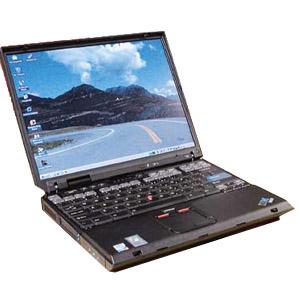 IBM T40 And Comapq N610c Laptops (IBM T40 und Comapq N610c Notebooks)