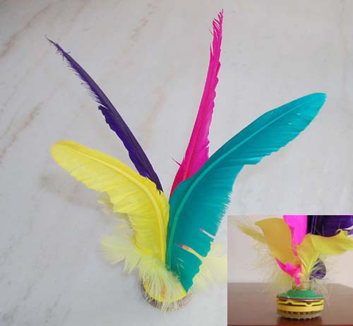 Chinese Shuttlecock (Chinois volant)