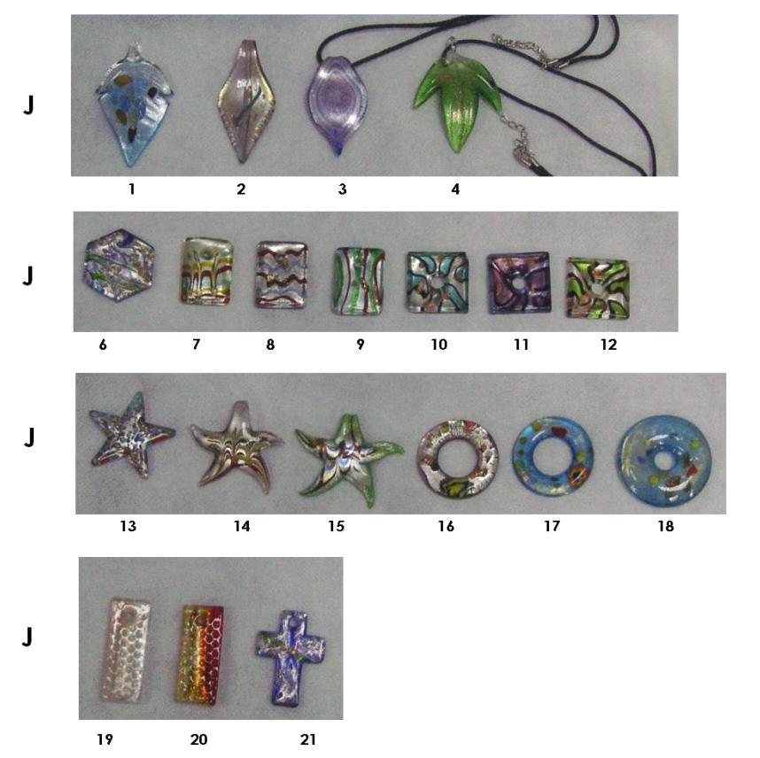 Glass Jewellery (Glasschmuck)
