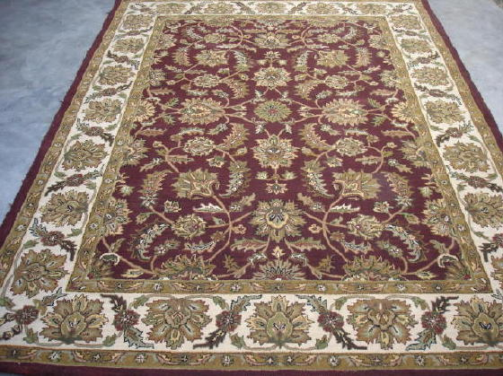 Hand Tufted Carpet (Рука Хохлатая Carpet)