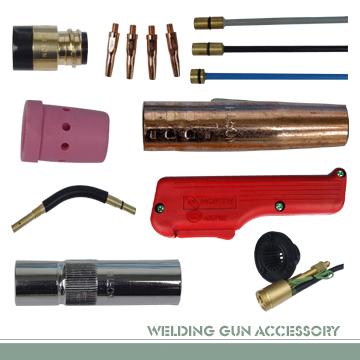 Parts Of Welding Torch (Часть сварочной горелки)