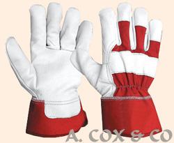 Split Leather Glove (Сплит кожа Glove)
