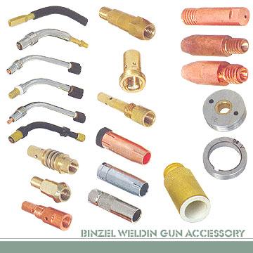 Parts / Accessories For Welding Torch (Часть / Аксессуары для сварочной горелки)
