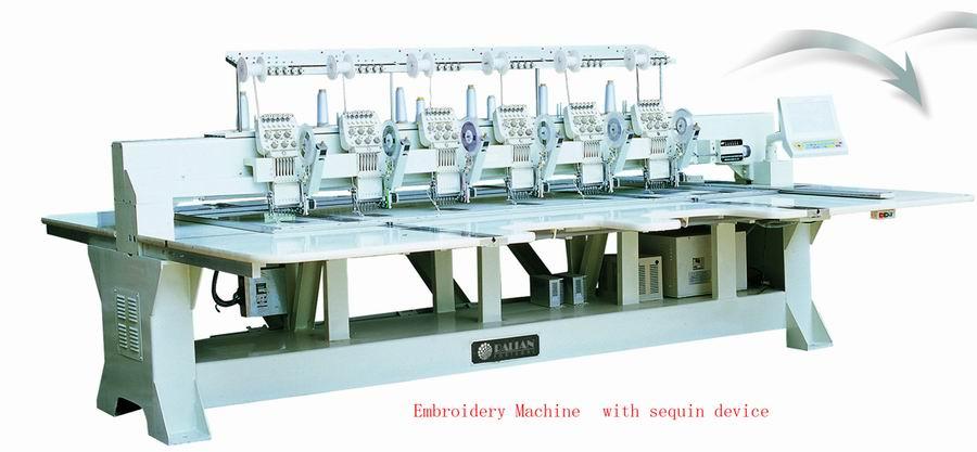 Sequin Embroidery Machine (Sequin вышивальная машина)
