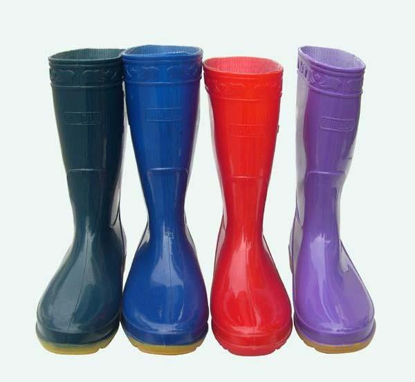PVC Rain Boots (ПВХ Rain Boots)