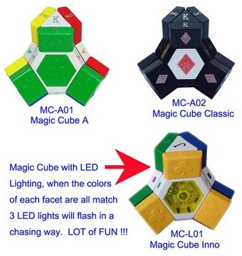 Magic Cube Classic, Magic Toys, Puzzles, Brain Teasers (Magic Cube Classic, Magic игрушки, пазлы, головоломки)