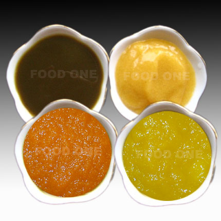 Plum Puree, Pumpkin Puree, Carrot Puree, Peach Puree