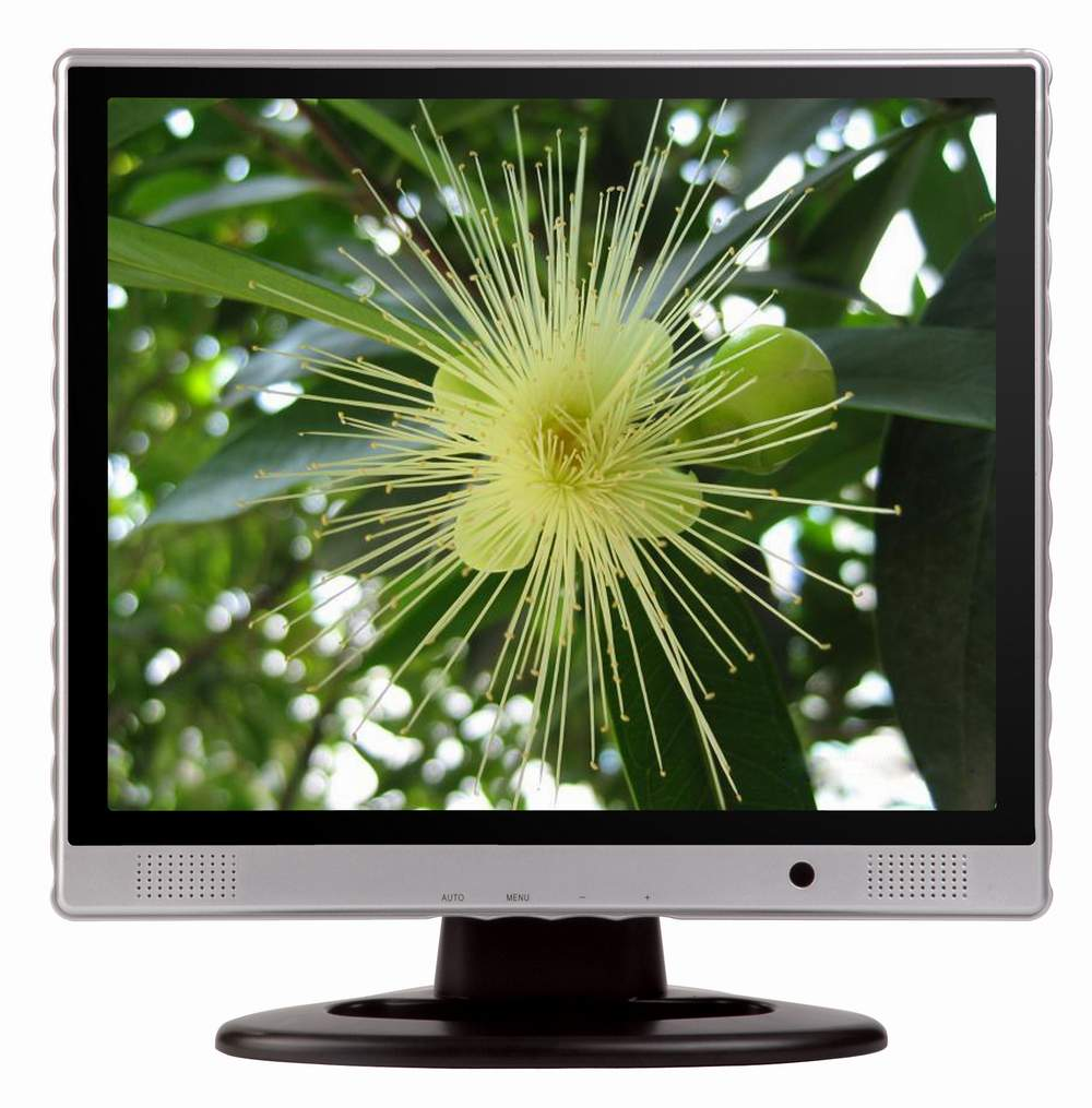 15 Inch PC LCD Monitor (PC 15 pouces LCD Monitor)