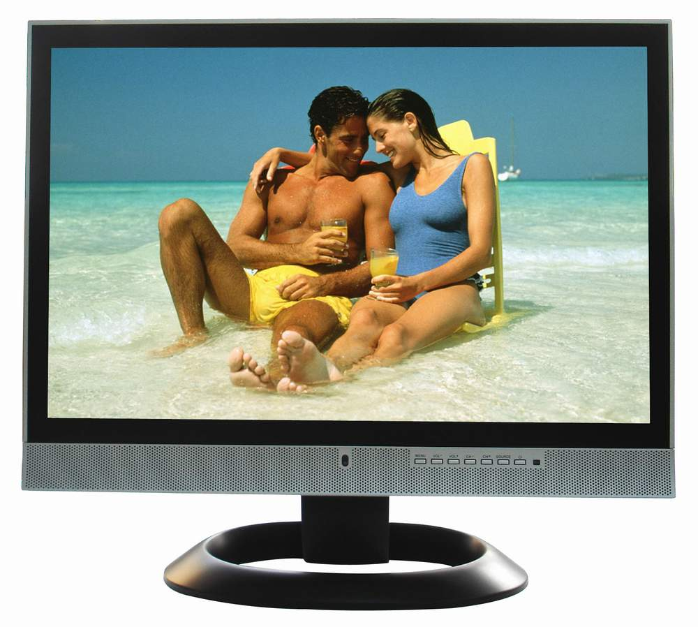 19 Inch Pc LCD Monitor (19 Pouces PC LCD Monitor)