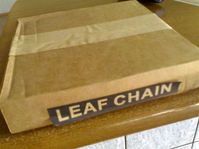 Leaf Chains (Leaf цепи)