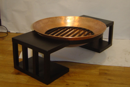 Copper Fire Pit (Медные Fire Pit)