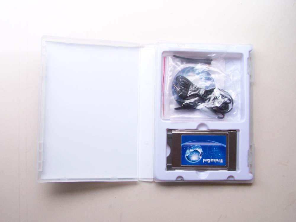 Wireless Internet Card / Modem For GPRS / GSM / EDGE / UMTS / EVDO