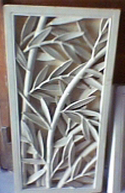 Bamboo Relief (Bambus-Relief)