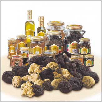 Umbrian Truffles And Delicatessen
